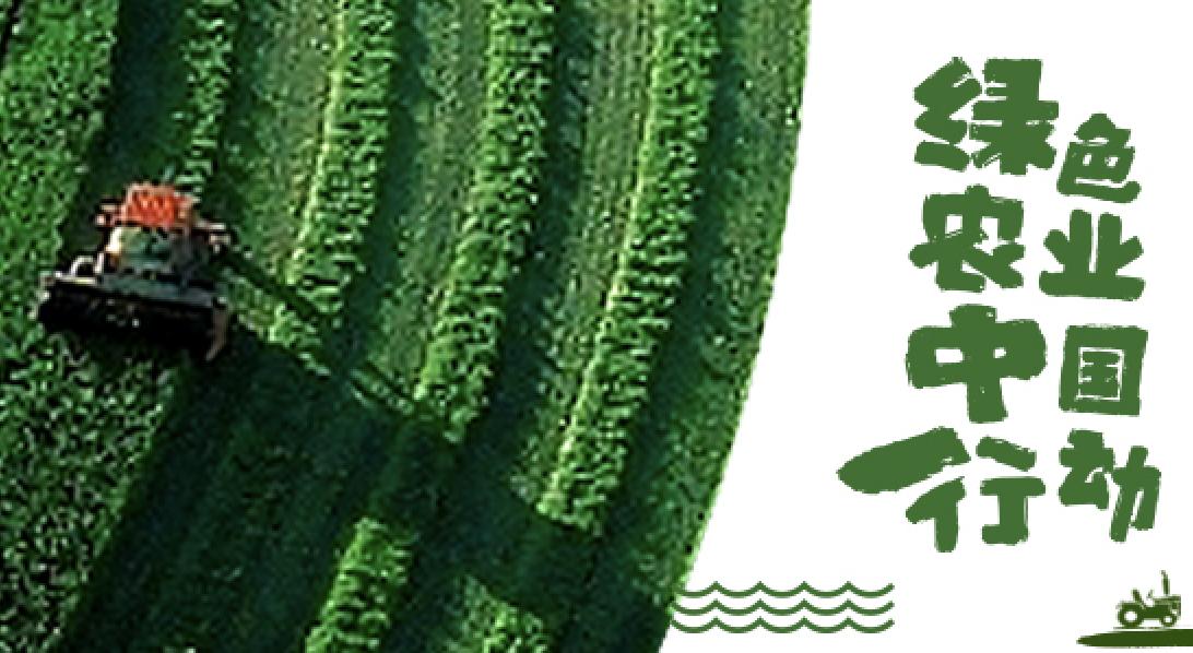 绿色农业中国行动