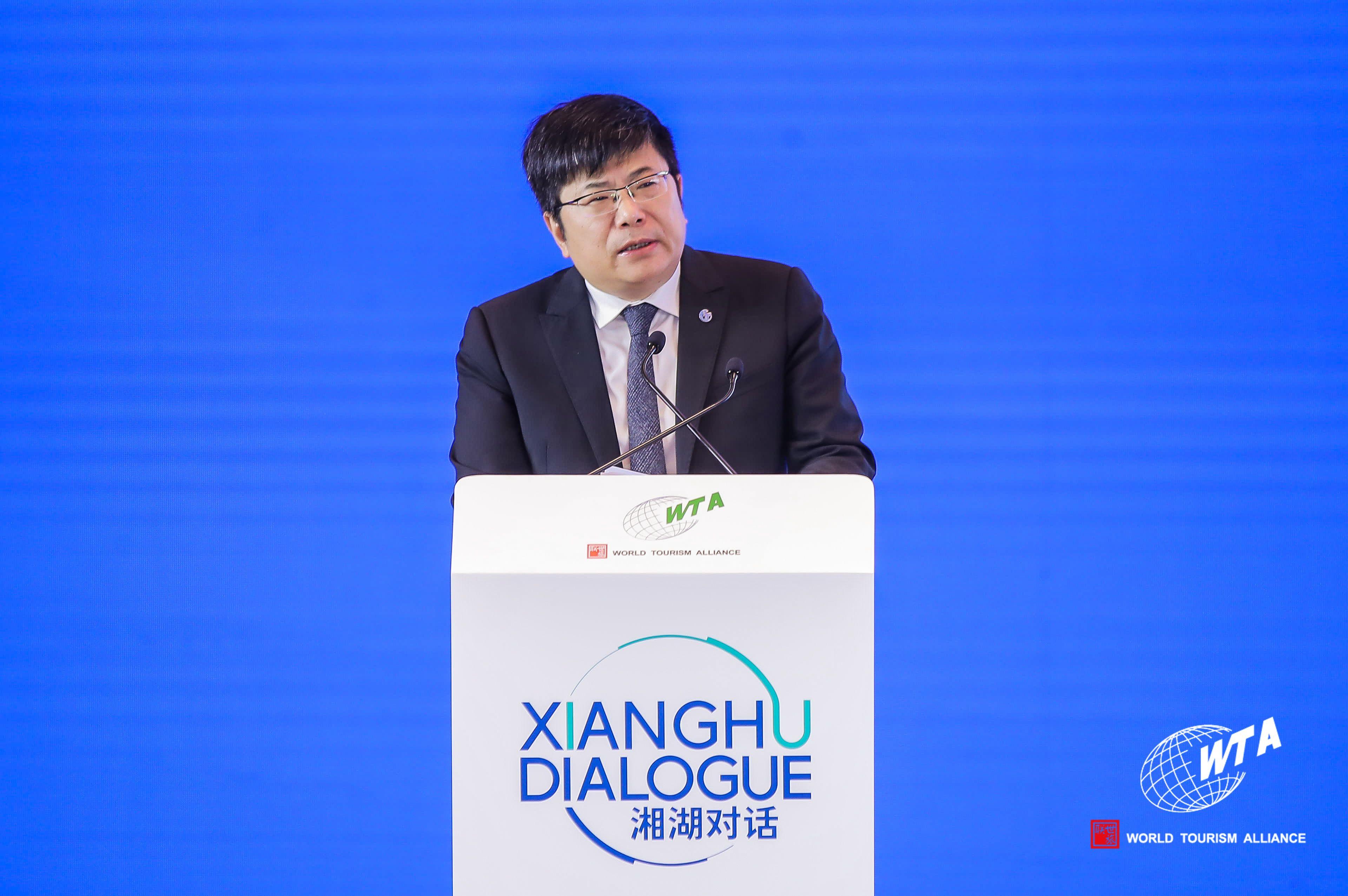 文旅大咖说 | 戴斌:一个更高质量、更可持续的旅游业终将从危机中复兴