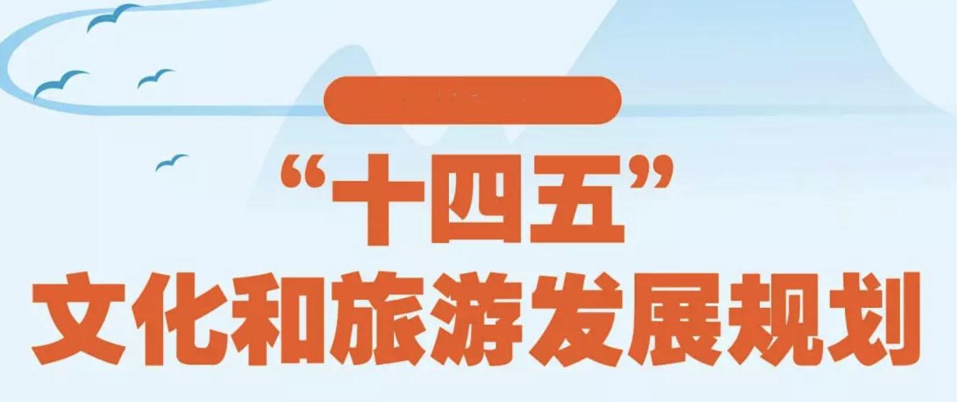 """《""""十四五""""文化和旅游发展规划》公布"""